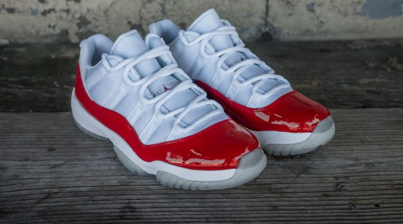 "85793d8034fc6 How to Buy the Air Jordan 11 Retro Low ""Varsity Red"""