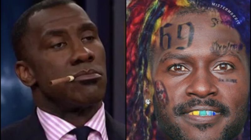 Shannon Sharpe Responds To Antonio Brown Bringing Up His ...